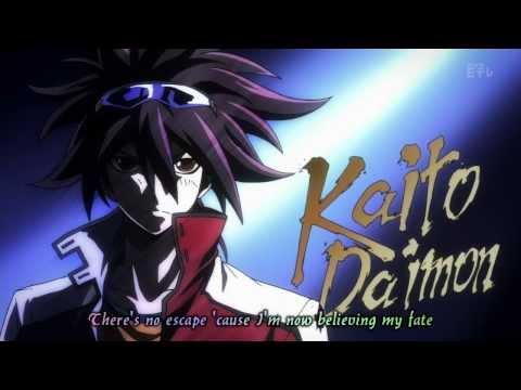 Phi Brain Kami no Puzzle Season 3 - Opening Destiny [720p]