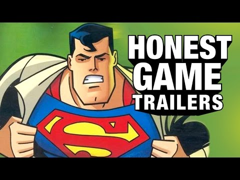 SUPERMAN 64 (Honest Game Trailers)