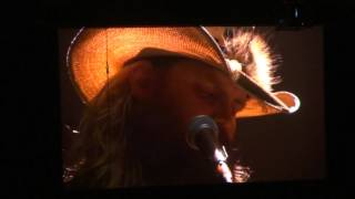 Chris Stapleton - Whiskey and You, C2C London 2016