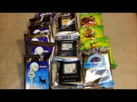 Freeze Dried Review