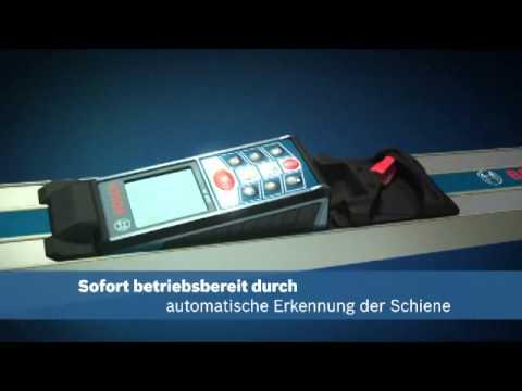 Bosch laser entfernungsmesser glm 80 professional youtube