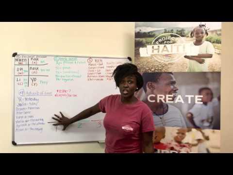 Learning Haitian Creole - Basics