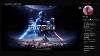 Battlefront 2 with kylepigeon8