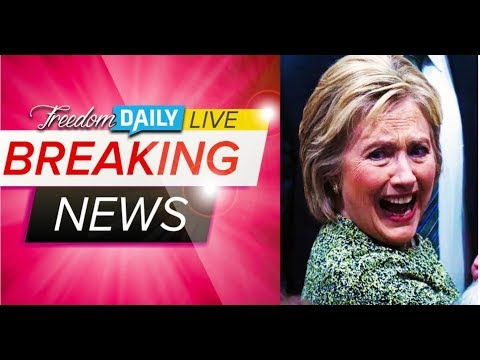 BREAKING! BIG DEMOCRAT JUST ARRESTED AND EXTRADITED TO NYC! HILLARY IS SWEATING BULLETS!