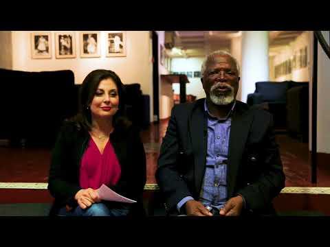 John Kani talks to Nadia Bilchik