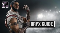 Rainbow Six Siege - Oryx Operator Guide | deutsch