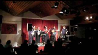Balkan Swing Band SULTAN in Folk Club Twente - Opa Cupa