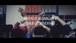Download Video By Lain Puisi : PERSIB MP3 3GP MP4