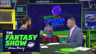 Week 2 RB over/under point projections | The Fantasy Show with Matthew Berry | ESPN