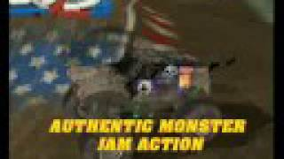 Monster Jam - Urban Assault - Monster Truck Video Game - Trailer