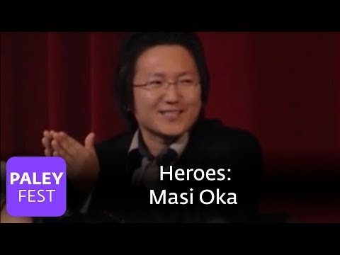 Heroes: Masi Oka On Hiro Paley Center