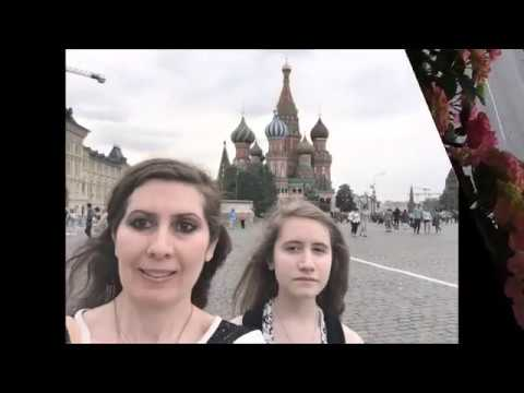 MOSCOW, RUSSIA -OUR TRAVEL GUIDE TOUR
