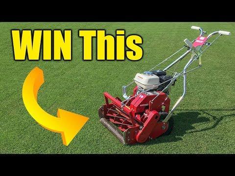 Download Swardman Reel Mower Striping Reel Low Project