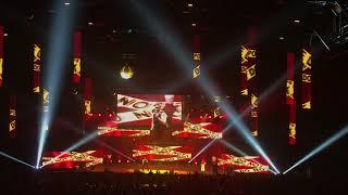 2017 Diwali christchurch NZ cops on stage