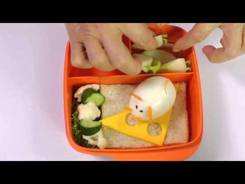 Tupperware Easy Bento Meals