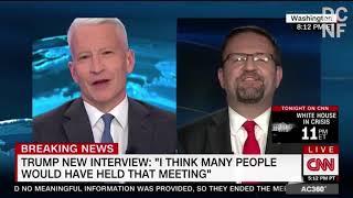 Sebastian Gorka tears apart Anderson Cooper
