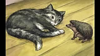 █ Сказки для ДЕТЕЙ. Жил - был ЁЖИК, 1987 г. ( диафильм для малышей).