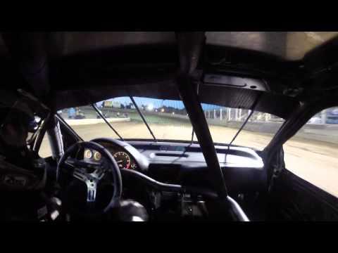 Belle Clair Speedway Pro 4 Heat Race 8 23 13