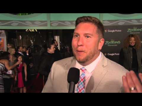 Zootopia: Nate Torrence
