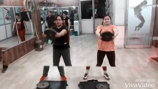 #weight training #Different workout #fitness workshop #Tough training #Dance n style #faridabad