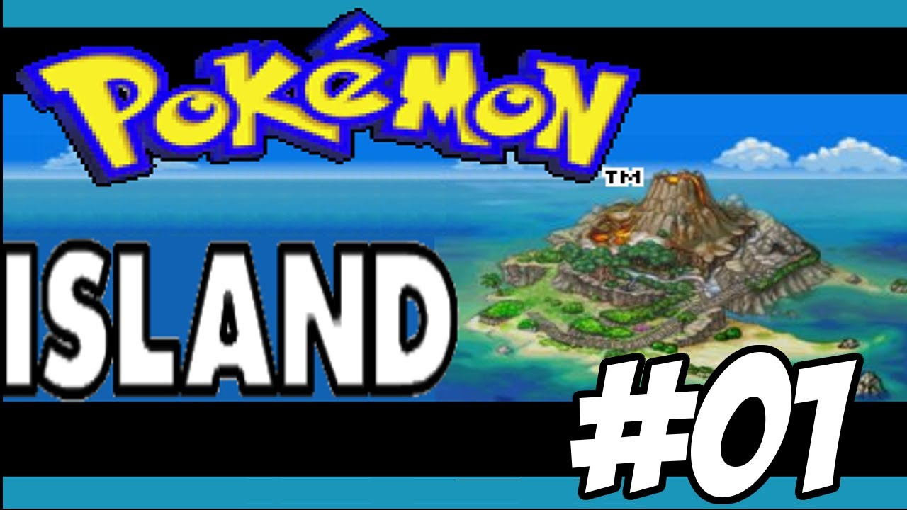 pokémon island part 1 youtube