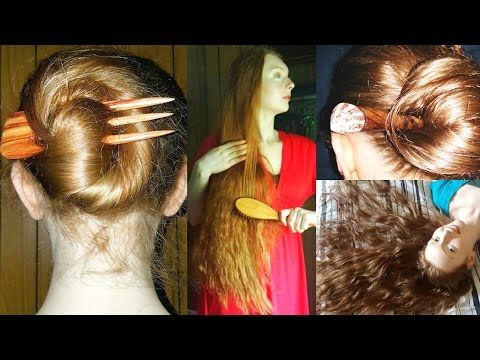 My Hair Fork & Stick Collection plus Hair Play!