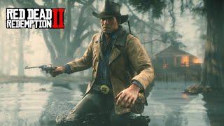 ENFRENTANDO o POVO DA NOITE (Night folk) - Red Dead Redemption 2 - O Domador de Cavalos