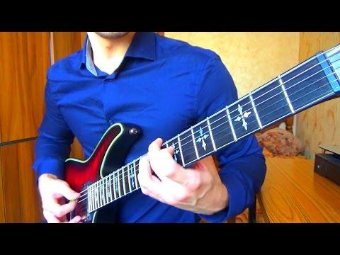 ONE OK ROCK - Liar (Guitar Cover - High Quality)