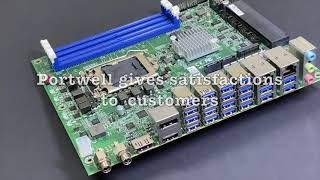 Portwell Korea, 포트웰코리아 PEB-9783G2AR (다수의 USB 포트지원)