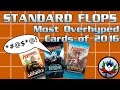 MTG – The Most Overrated/Overhyped/Disappointing Standard Magic: The Gathering Cards of 2016!