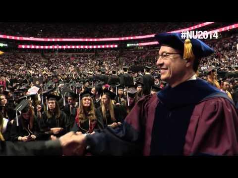 Northeastern University Undergraduate Commencement 2014