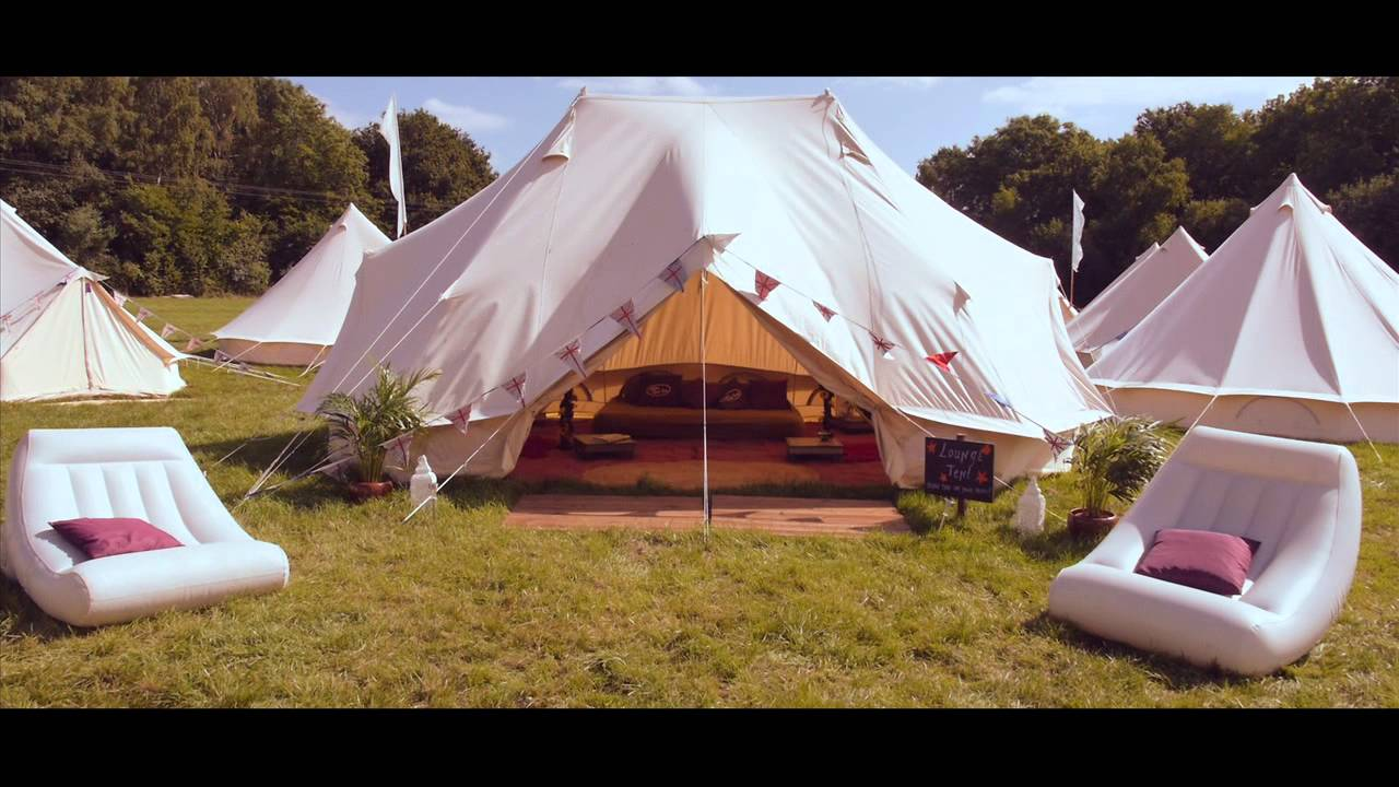 Hotel Bell Tent & Hotel Bell Tent - YouTube