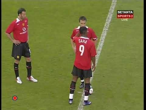 2006-05-09 Man Utd v Celtic  Roy Keane Testamonial 1st Half