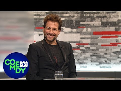 : Ioan Gruffudd  Tonightly With Tom Ballard