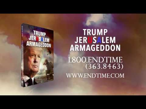 Trump - Jerusalem - Armageddon Promo