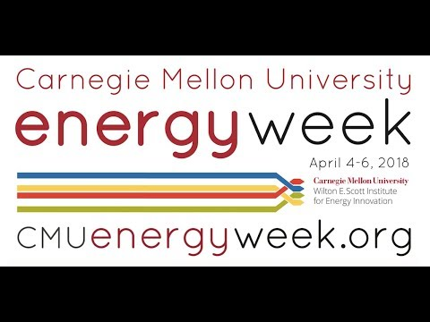 CMU Energy Week: Collegiate Competition Final Pitches, Competition Winner, Balaji Ganapathy Keynote