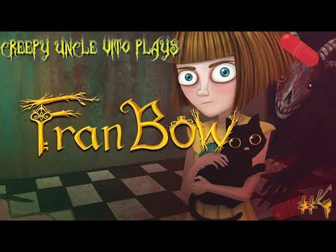 Fran Bow #4 - A TALKING TOAD AND A MOONLIGHT ROSE!!!