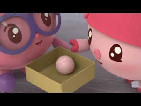 Малышарики - Раскраска для детей - Считалочка