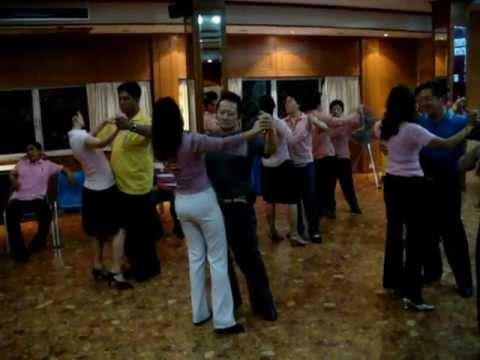 Thai Love Song LYRICS KARAOKE (Slow Foxtrot Dance by Win Winner)