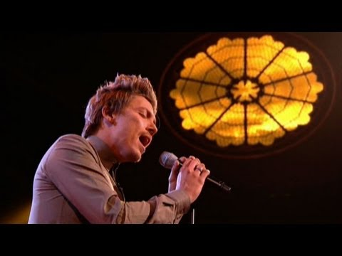 Tyler James sings Higher Love  The Voice UK   Final  BBC One