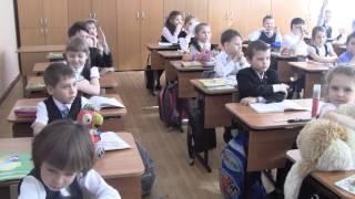 Урок чтения в 1 б классе МАОУ СШ № 51 г. Хабаровска Учитель - Ребник Наталья Анатольевна