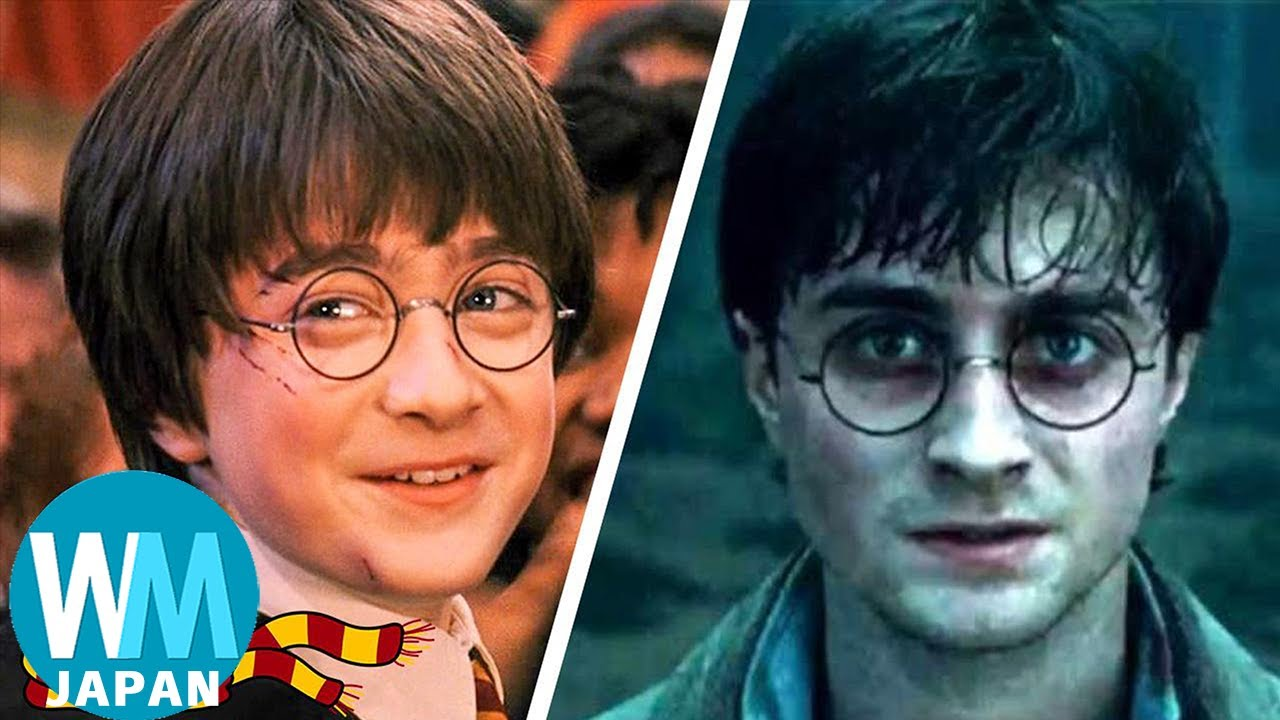 ハリーポッターシリーズ 魔法ワールドの映画 ランキングTop10