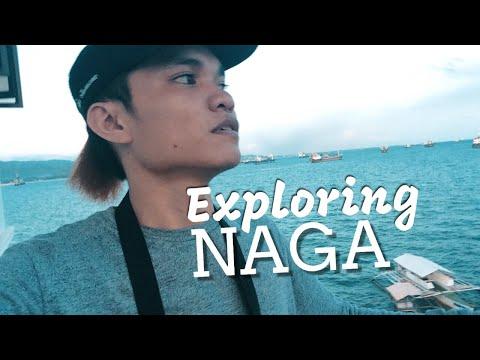 EXPLORING THE CITY OF NAGA PLAZA + YGSpotted Photoshoot