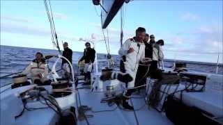 Rolex Fastnet 2013 -  Monday onboards 1