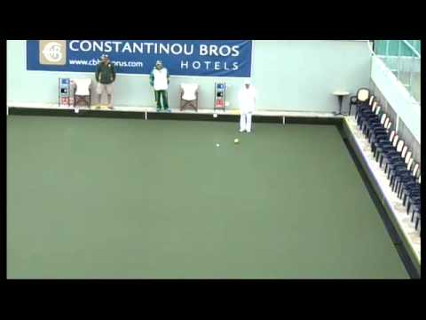 Atlantic Championships 12/12/15 South Africa v Guernsey Mens Singles