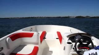 Bayliner Element XL Test 2014- By BoatTest.com