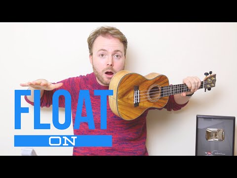 Float On - Modest Mouse (UKULELE TUTORIAL)