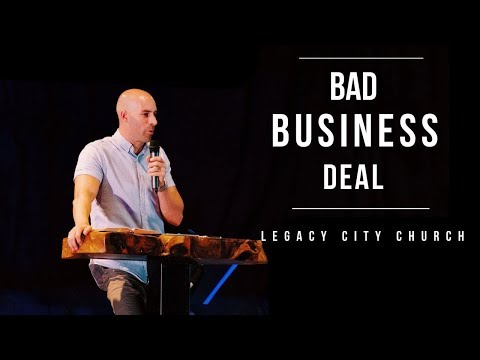 BAD BUSINESS DEAL*