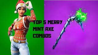 The Best Minty Axe Combos!!!