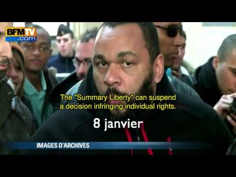 How the Zionist lobby brute forced the ban of Dieudonné in 2014